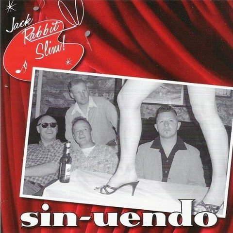 JACK RABBIT SLIM / SIN UENDO (CD)