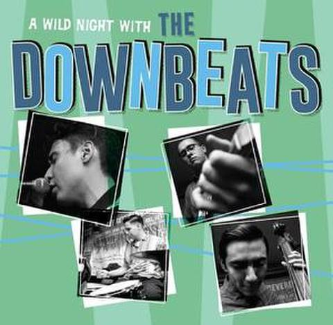 DOWNBEATS / A WILD NIGHT WITH (CD)