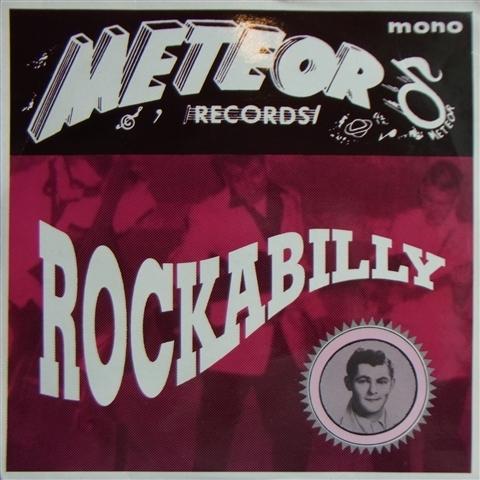 V.A / METEOR ROCKABILLY (EP)