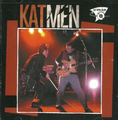 KATMEN / S.T (CD)