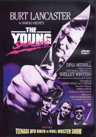 THE YOUNG SAVAGES (DVD)