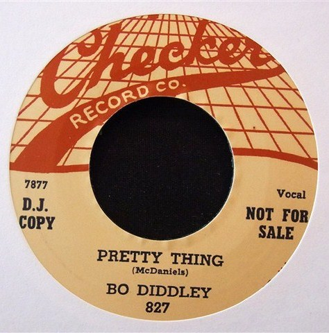 "BO DIDDLEY / PRETTY THING (7"")"