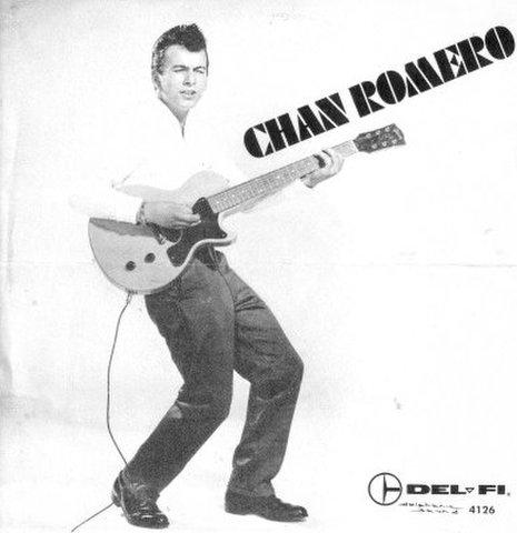 """CHAN ROMERO / HIPPY HIPPY SHAKE (7"""")"""