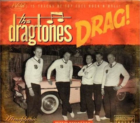 DRAGTONES / DRAG! (CD)
