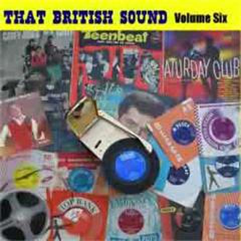 V.A / THAT BRITISH SOUND VOL.6 (CD)