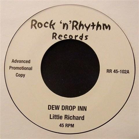 "LITTLE RICHARD / DEW DROP INN (7"")"