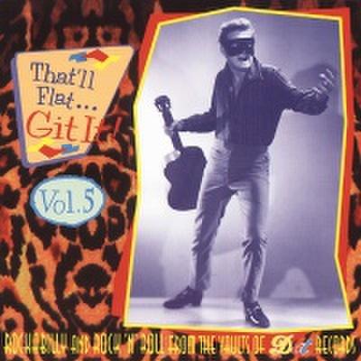 V.A / THAT'LL FLAT GIT IT VOL.5 (CD)