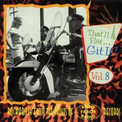 V.A / THAT'LL FLAT GIT IT VOL.8 (CD)