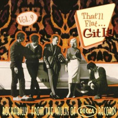 V.A / THAT'LL FLAT GIT IT VOL.9 (CD)