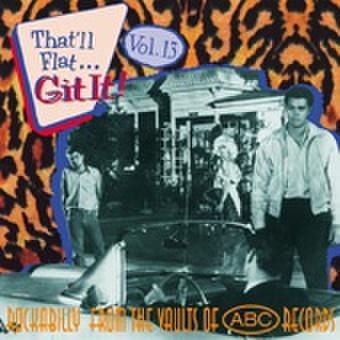 V.A / THAT'LL FLAT GIT IT VOL.13 (CD)