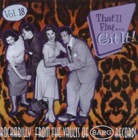 V.A / THAT'LL FLAT GIT IT VOL.18 (CD)