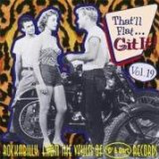 V.A / THAT'LL FLAT GIT IT VOL.19 (CD)