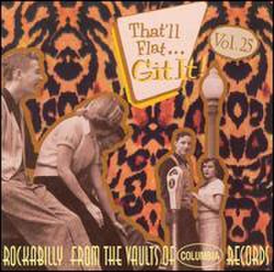 V.A / THAT'LL FLAT GIT IT VOL.25 (CD)