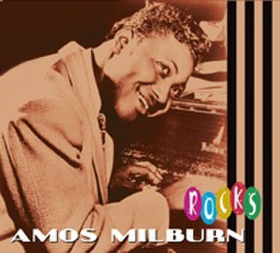 AMOS MILBURN / AMOS ROCKS (CD)