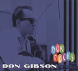 DON GIBSON / DON ROCKS (CD)
