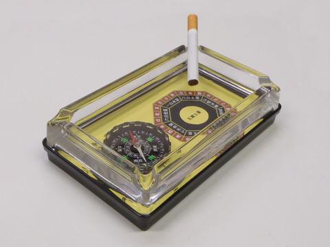 角型3D灰皿(風水)