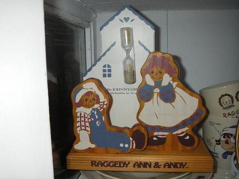 砂時計 1990年 旧日本ライセンス品 箱付き