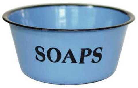 ブルー SOAPSボウル