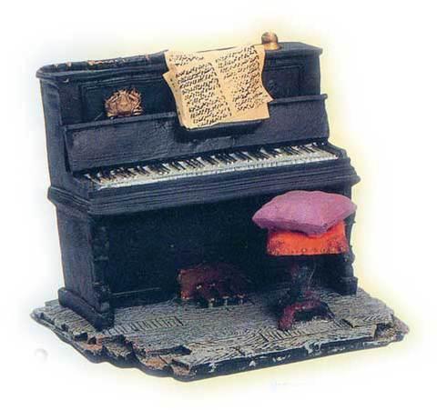 アンテイーク調小物 ピアノ