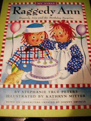 Raggedy Ann  Raggedy Ann and the Birthday Surprise