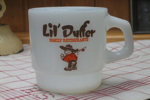 Lil' Duffer マグ
