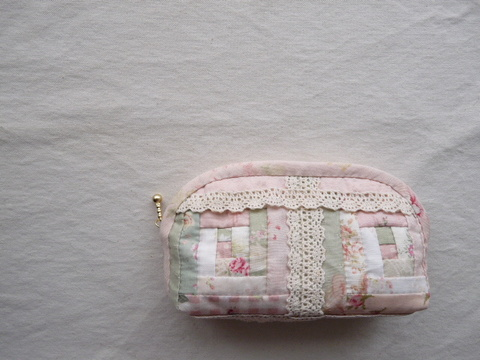 【Madre】patchwork pouch