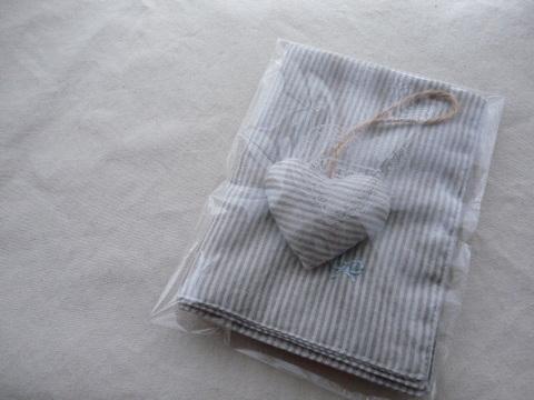 【Fioretto】luncheon mat&sachet set
