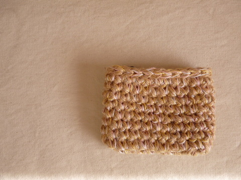 【Madre】linen coin purse