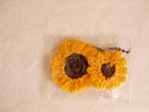 【 Madre】eco tawashi(yellow‐himawari)