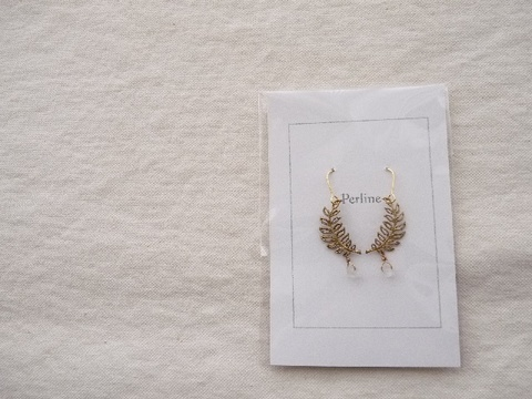 【Perline】miriam haskell × moonstone pierce