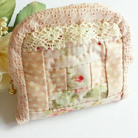【Madre】patchwork mini pouch M(s)