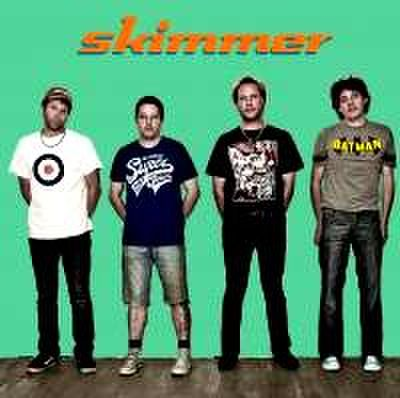 Skimmer - Hang About (CD)