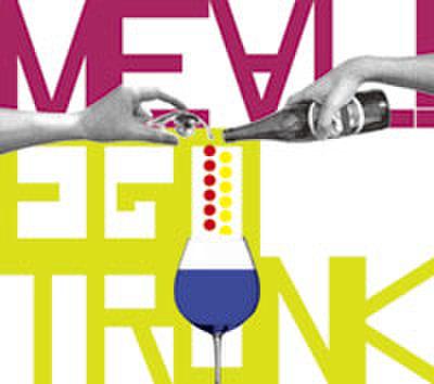 Meal! & Egotrunk - Split (CD)