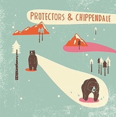 fix-49 : Protectors & Chippendale - Split (CD)