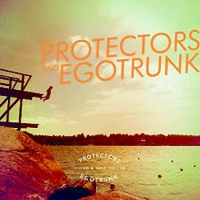 fix-53 : Protectors & Egotrunk - Split (CD)