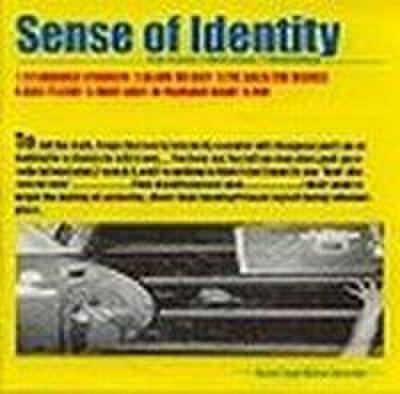 Sense Of Identity - Sense Of Identity (CD)