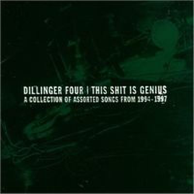 Dillinger Four - This Shite Is Genius (CD)