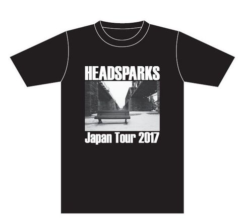 Headsparks - T-シャツ (Large)