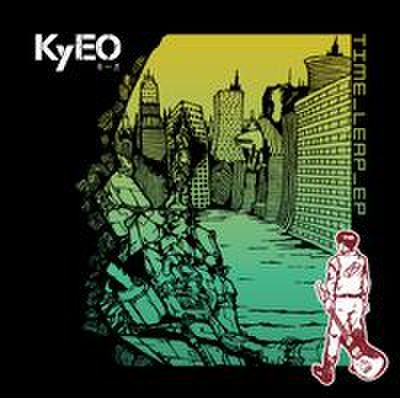 KyEO - Time Leap EP (CD)