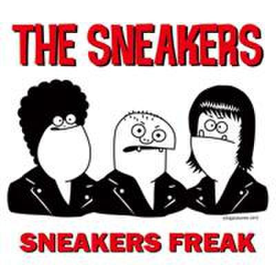 The Sneakers - The Sneakers (CD)