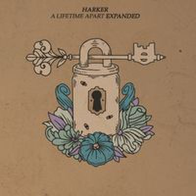 fix-80 : Harker - A Lifetime Apart Expanded (CD)