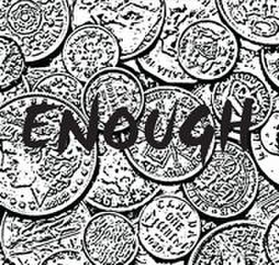 Enough - Enough (CD)