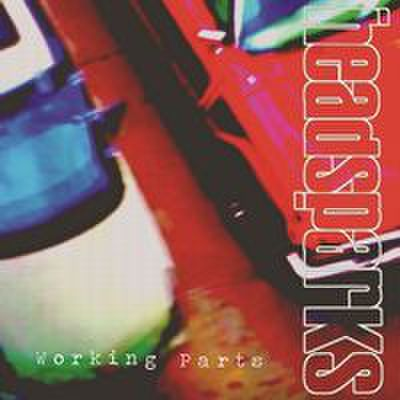 fix-108 : Headsparks - Working Parts (CD)