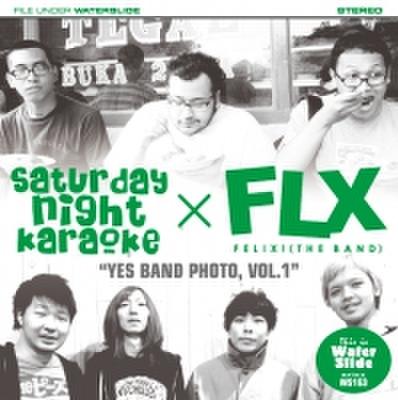 Saturday Night Karaoke & Felix!(The Band) - Split (CD