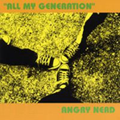 Angry Nerd - All My Generation (CD)