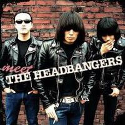 The Headbangers - Meet The Headbangers (CD)