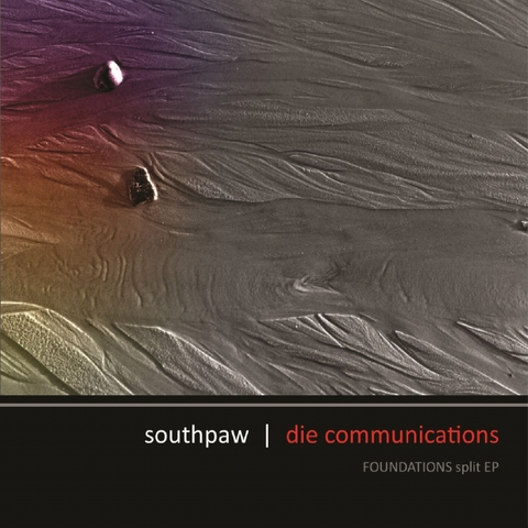 fix-58 : Southpaw & Die Coummunications - Foundation Split (CD)