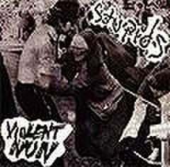 Stupids - Violent Nun (CD)