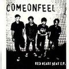 "snuff-098 : Comeonfeel - Red Heart Beat (7"")"