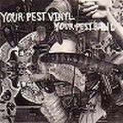 "snuff-107 : Your Pest Band - Your Pest Vinyl (7"")"